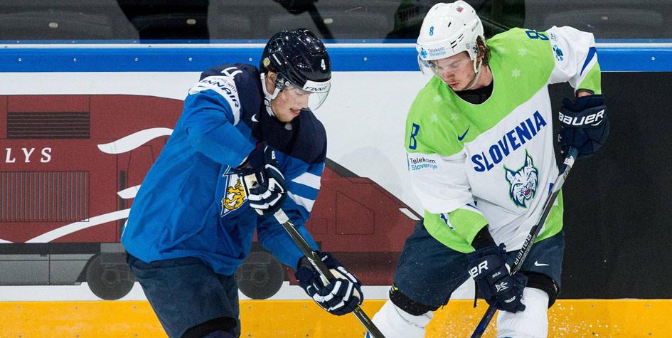 Хоккеиста сборной Словении отстранили от Олимпиады из-за допинга