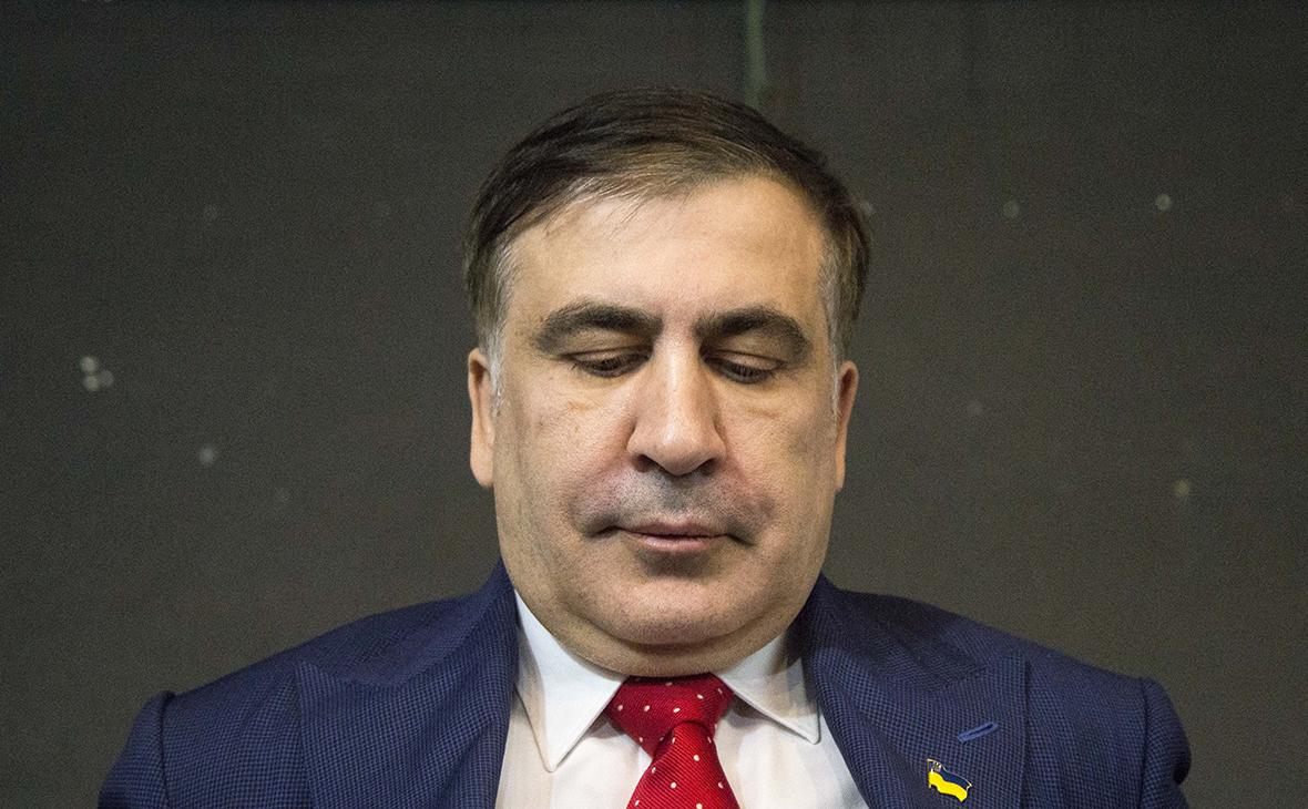 МихаилСаакашвили