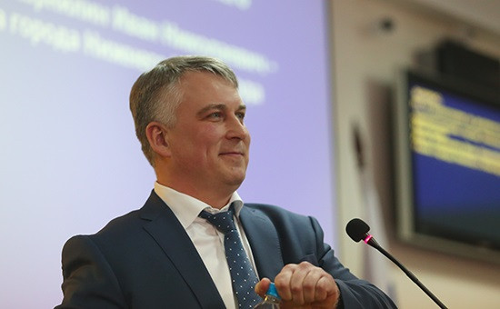 Глава администрации Нижнего Новгорода Сергей Белов