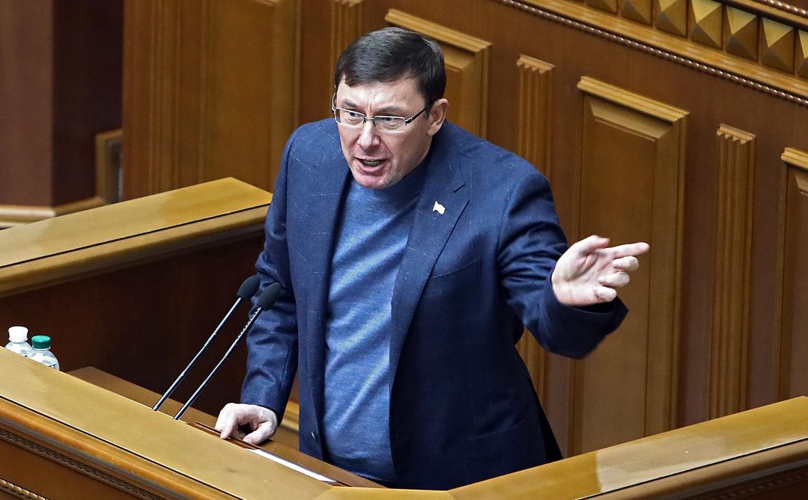 Генпрокурор Украины предложил ввести новые санкции против россиян