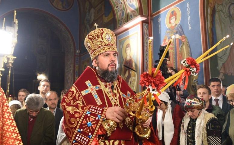 Лидеры церкви Украины вступили в конфликт из-за Киевского патриархата