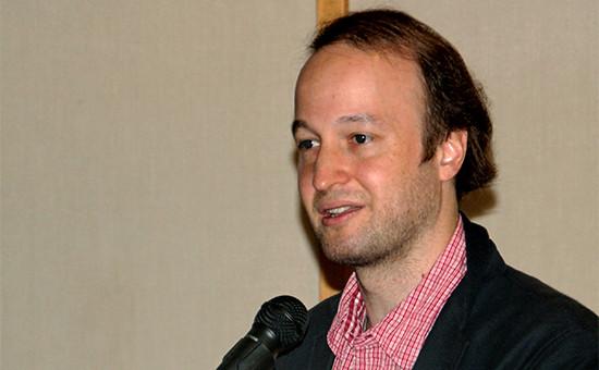 Главный редактор издания «Кавказский узел» Григорий Шведов