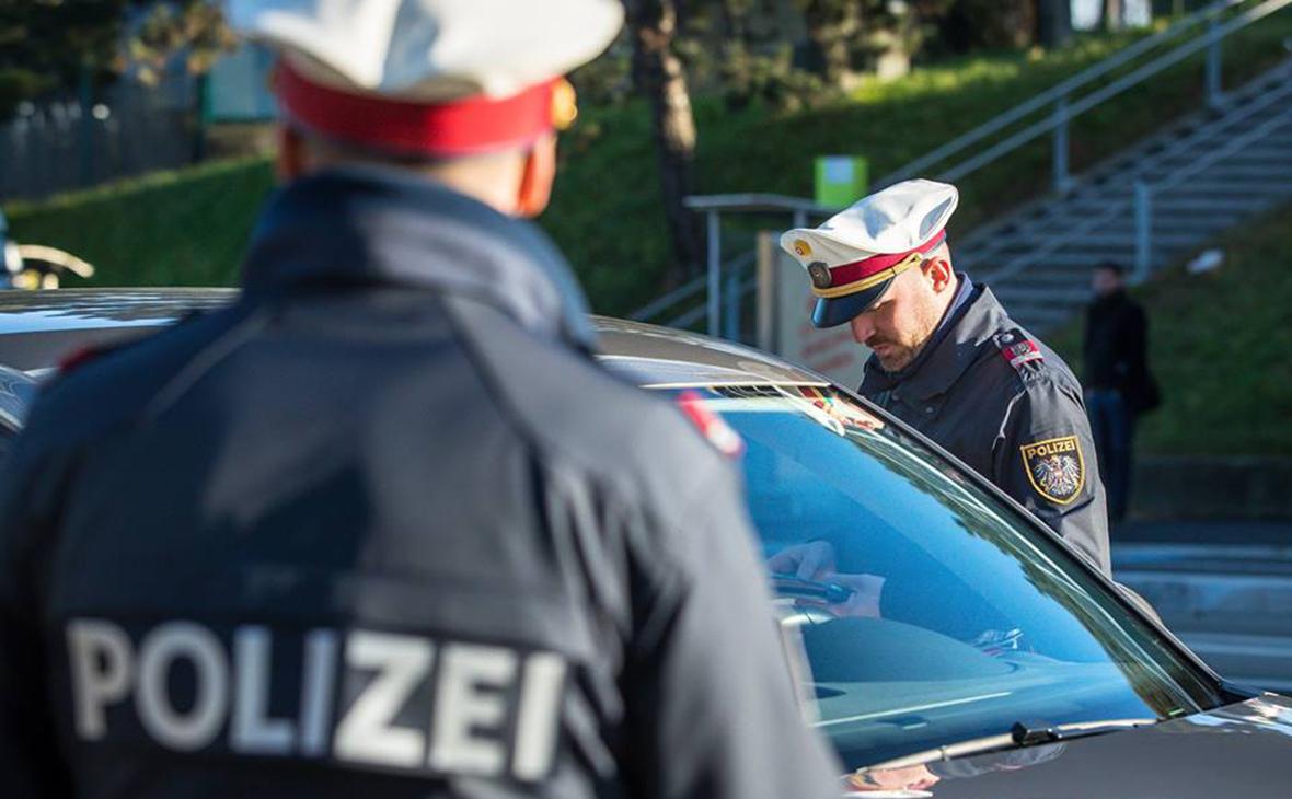 МВД Австрии объявило в розыск подозреваемого в работе на ГРУ