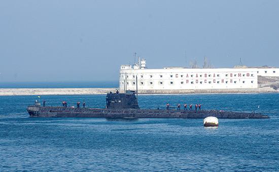 Подводная лодка «Запорожье»