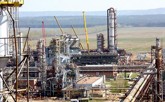 Тольяттинcкий азотный завод