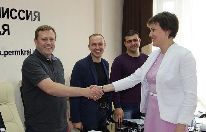 Документы на выдвижение подал первый кандидат в губернаторы Прикамья