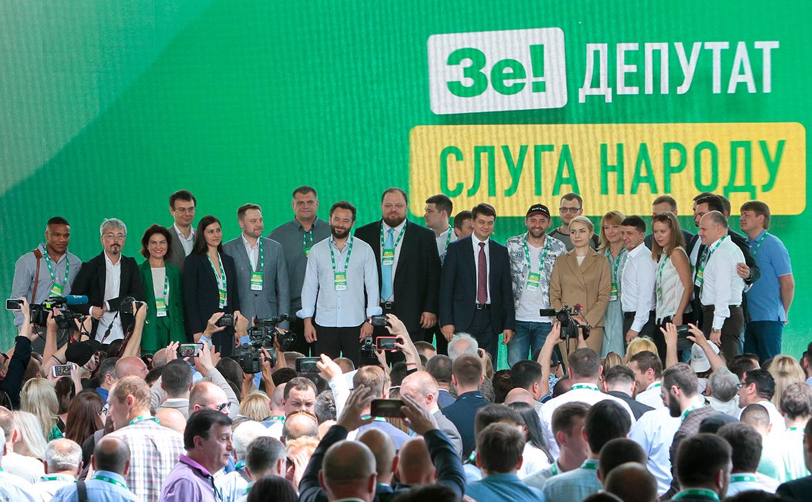 Задание на лето: получитли партия Зеленского большинство в Раде