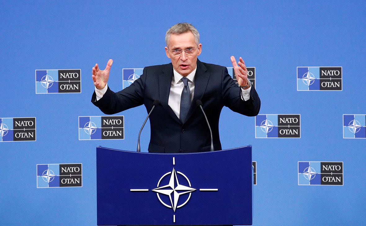 Генсек НАТО оценил влияние коронавируса на боеспособность альянса