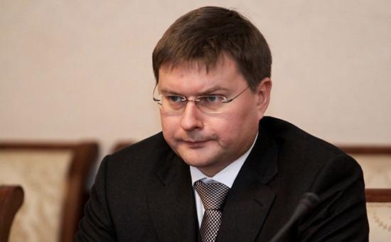 Глава СОГАЗа Сергей Иванов