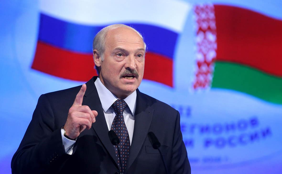 Лукашенко обвинил Россию в «национальном эгоизме»