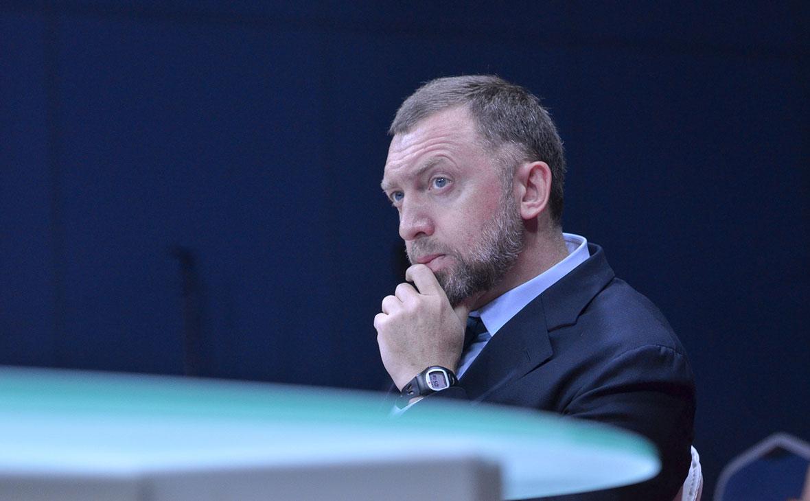 Минфин США раскрыл основания для введения санкций против Олега Дерипаски