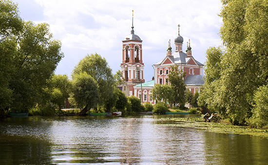 Виды Переславля-Залесского