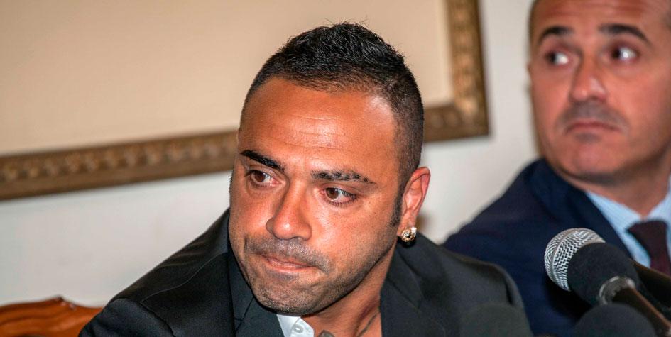 Бывшего игрока «Ювентуса» и сборной Италии приговорили к тюремному сроку
