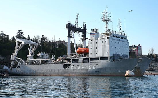 Российский корабль KIL-158
