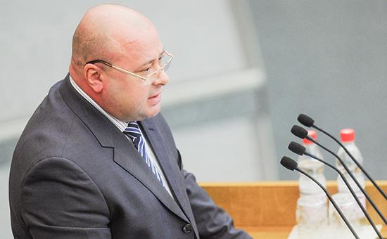 Депутат Государственной думы от «Единой России» Михаил Маркелов