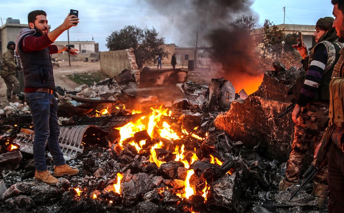Сбитый «Грач»: кто и зачем сбил российский Су-25 в Сирии