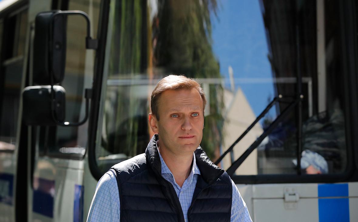 Суд арестовал Навального на 30 суток за призывы к митингу