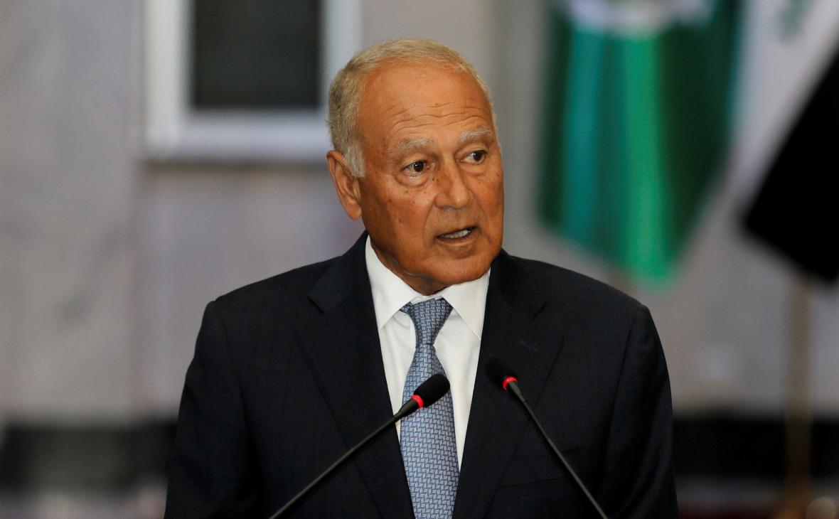 Арабские страны назвали операцию Турции в Сирии вторжением и агрессией