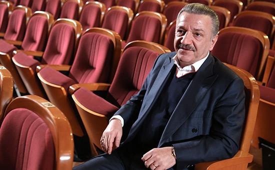 Экс-владелец Черкизовского рынка Тельман Исмаилов. Фото 2015года