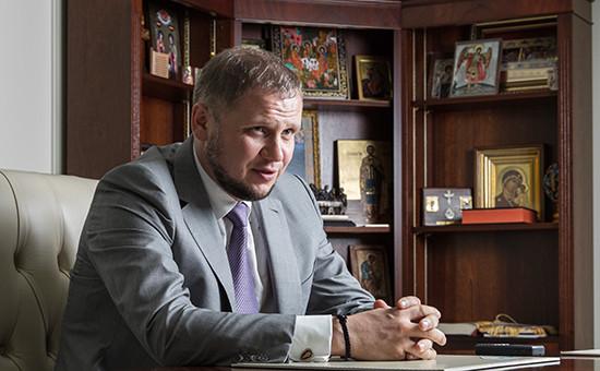 Бывший владелец компании «Мортон» Александр Ручьев