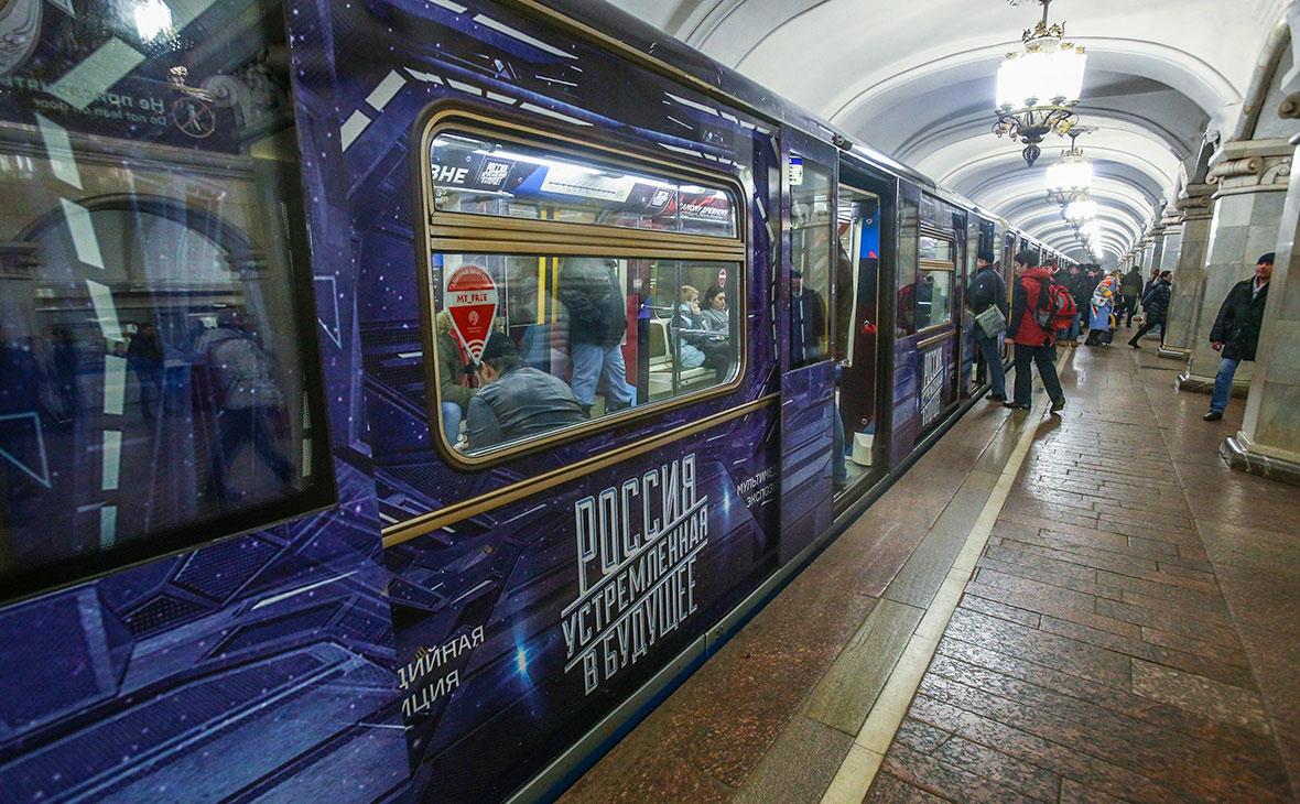 Фото:Андрей Никеричев / Агентство городских новостей «Москва»