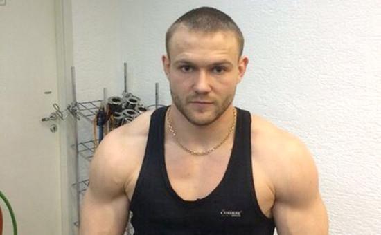 Чемпиона мира по каратэ Антон Кривошеев