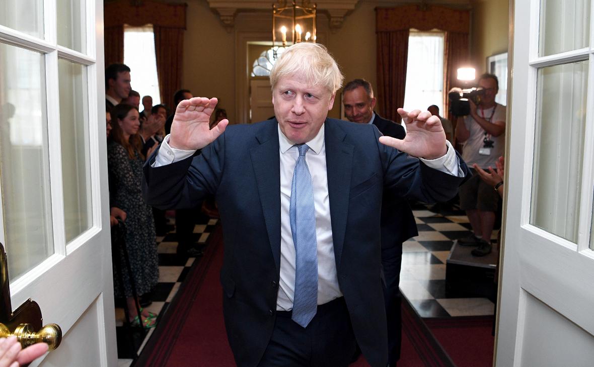 Борис Джонсон запустит кампанию в поддержку выхода из ЕС без соглашения