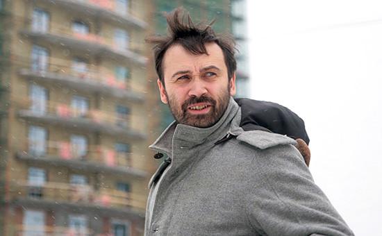 Депутат Госдумы шестого созыва Илья Пономарев