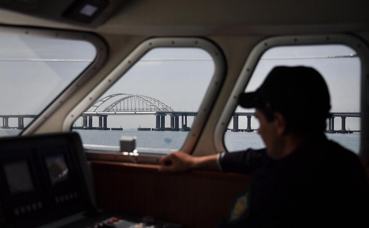 Киев решил придумать план прохода кораблей через Керчь «без последствий»