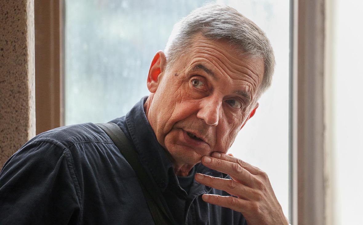 Александр Колесников (отец Марии Колесниковой)