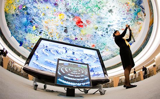 94fdf2f23f03 СМИ сообщили о возможном выходе США из Совета по правам человека ООН ...