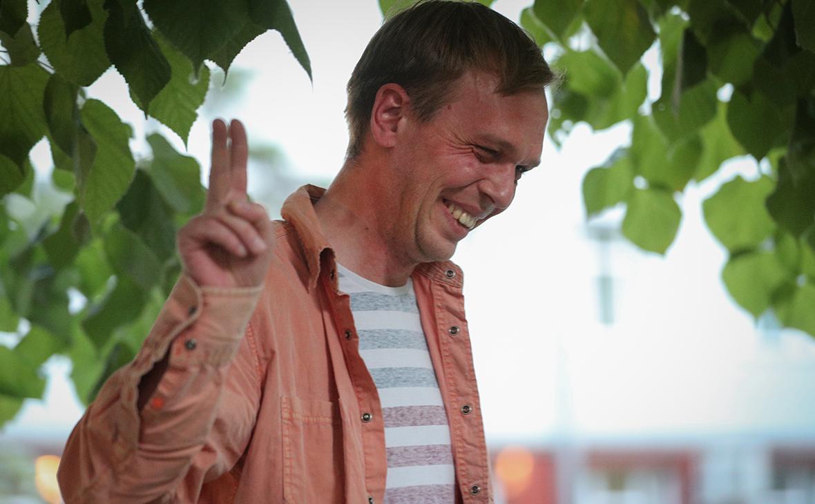 Hai tướng cảnh sát Nga bị miễn nhiệm do liên quan đến vụ bắt nhà báo Golunov