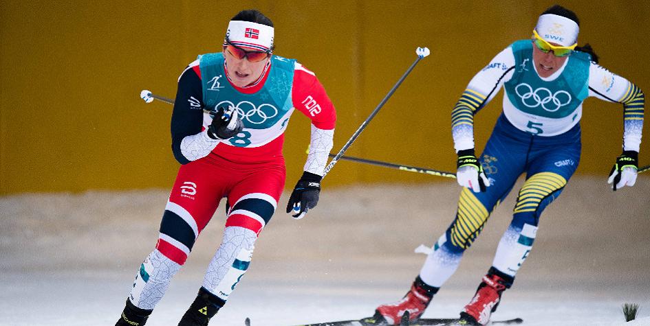 День 4: борьба за медали в керлинге и лыжном спринте