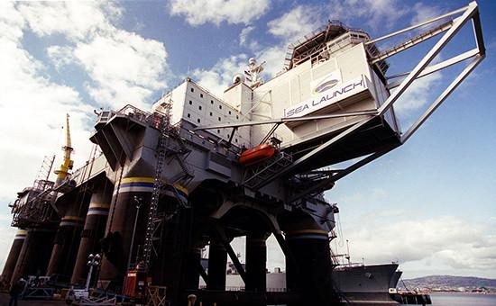 Мобильный ракетно-космический комплекс «Морской старт»