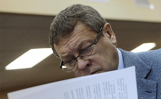 Председатель совета директоров «Мечела» Игорь Зюзин