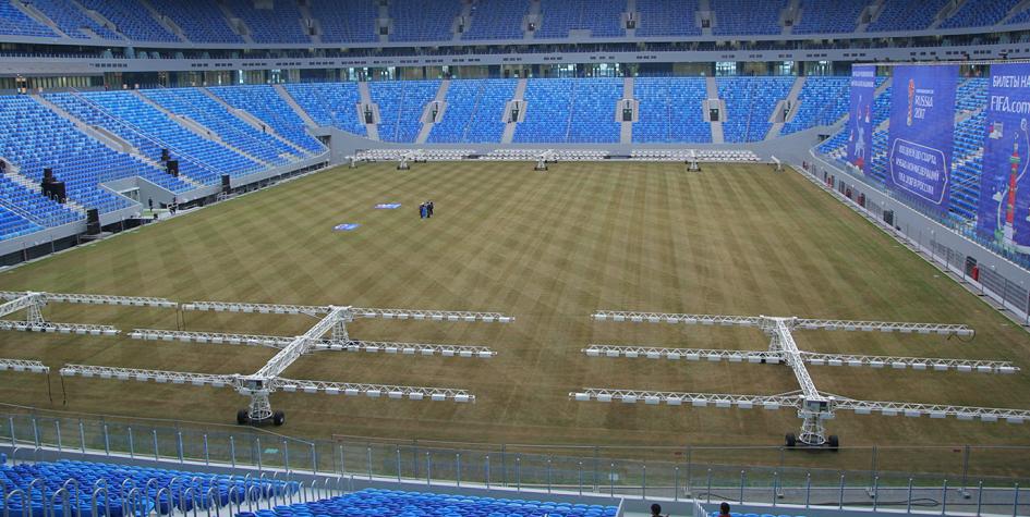 Oficialnoe Nazvanie Zenit Areny V Peterburge Vyberut Zhiteli Goroda Futbol Rbk Sport