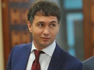 Председатель Совета депутатов Дмитрий Асанцев