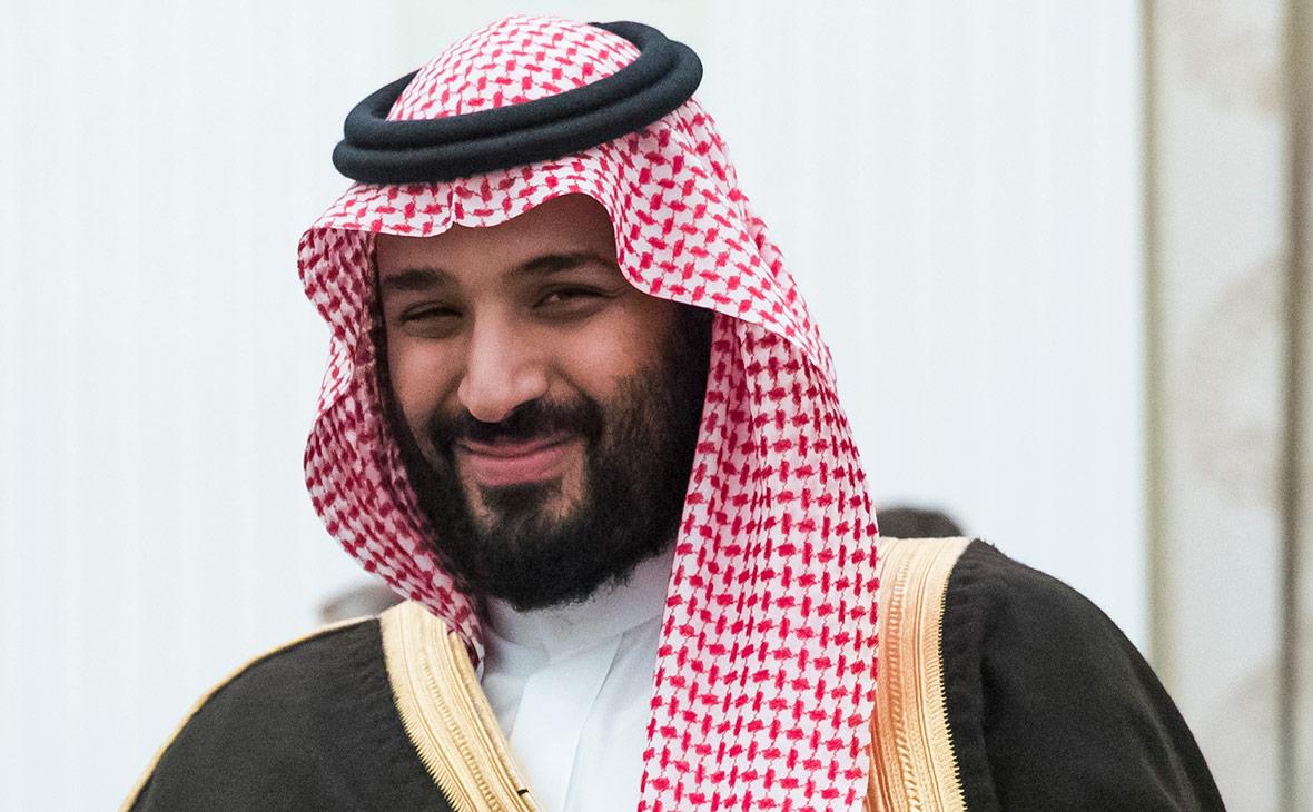 Мухаммед бен Салман аль-Сауд