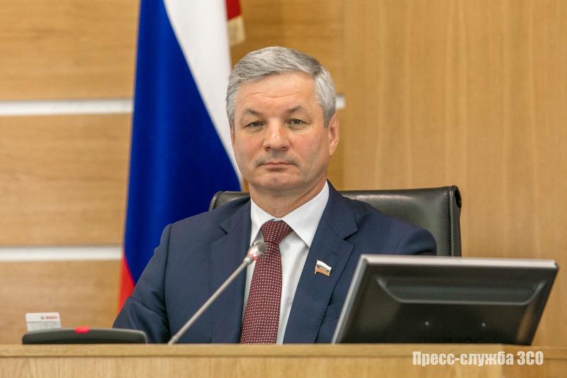 Фото: пресс-служба Законодательного Собрания Вологодской области