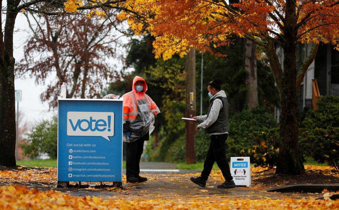 NYT узнала об отказе прокуроров расследовать нарушения на выборах в США