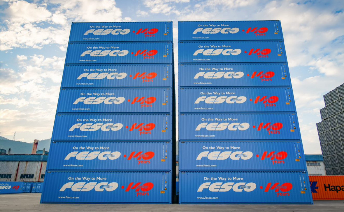 Фото:FESCO