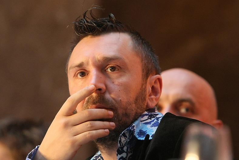 Сергей Шнуров, лидер рок-группы «Ленинград»