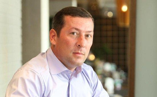 Управляющий Краснодарским филиалом Связь-Банка Дмитрий Орлов
