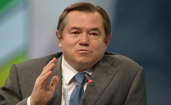 Советник президента России Сергей Глазьев