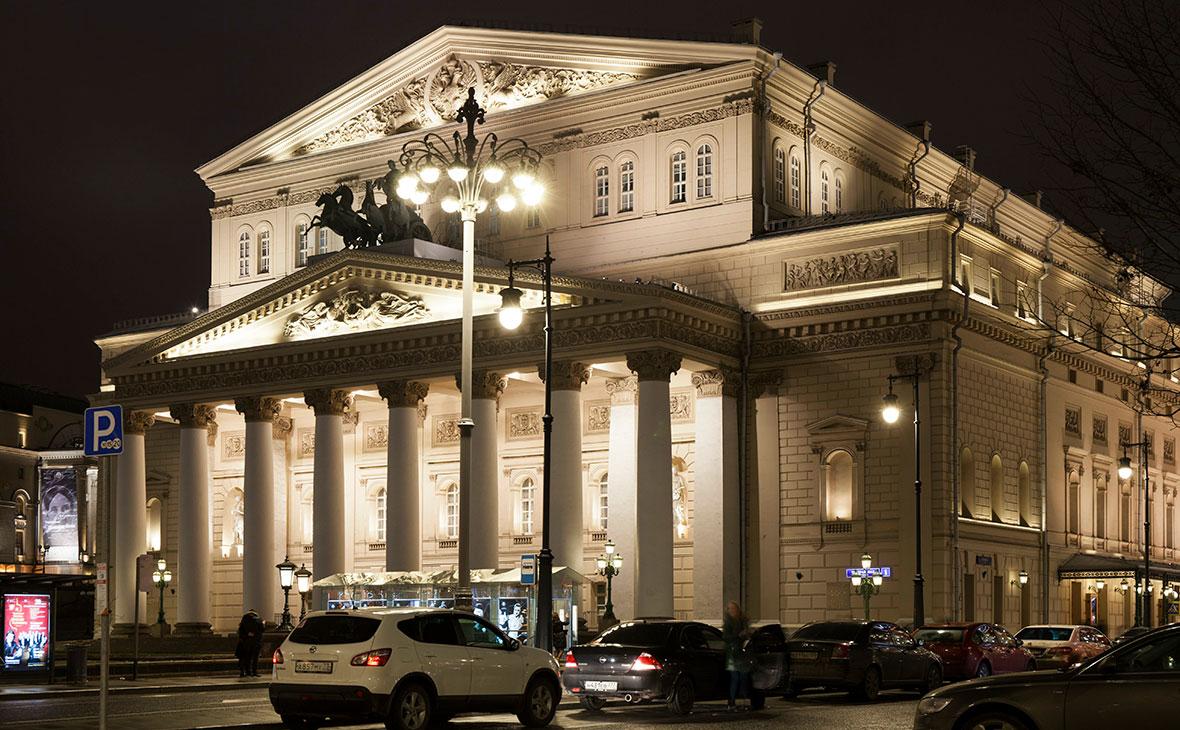 Свыше 30 сотрудников Большого театра заразились коронавирусом -РБК