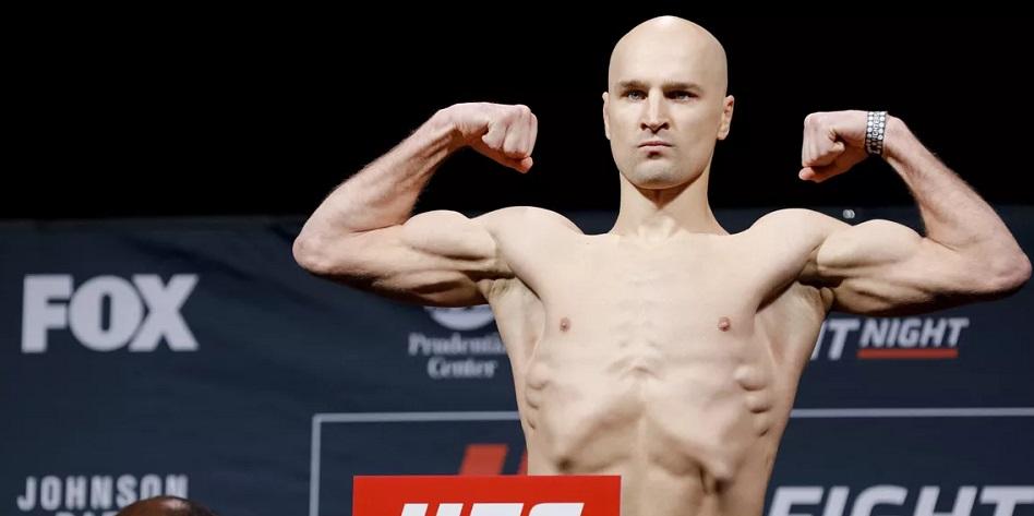 Фото:пресс-служба UFC