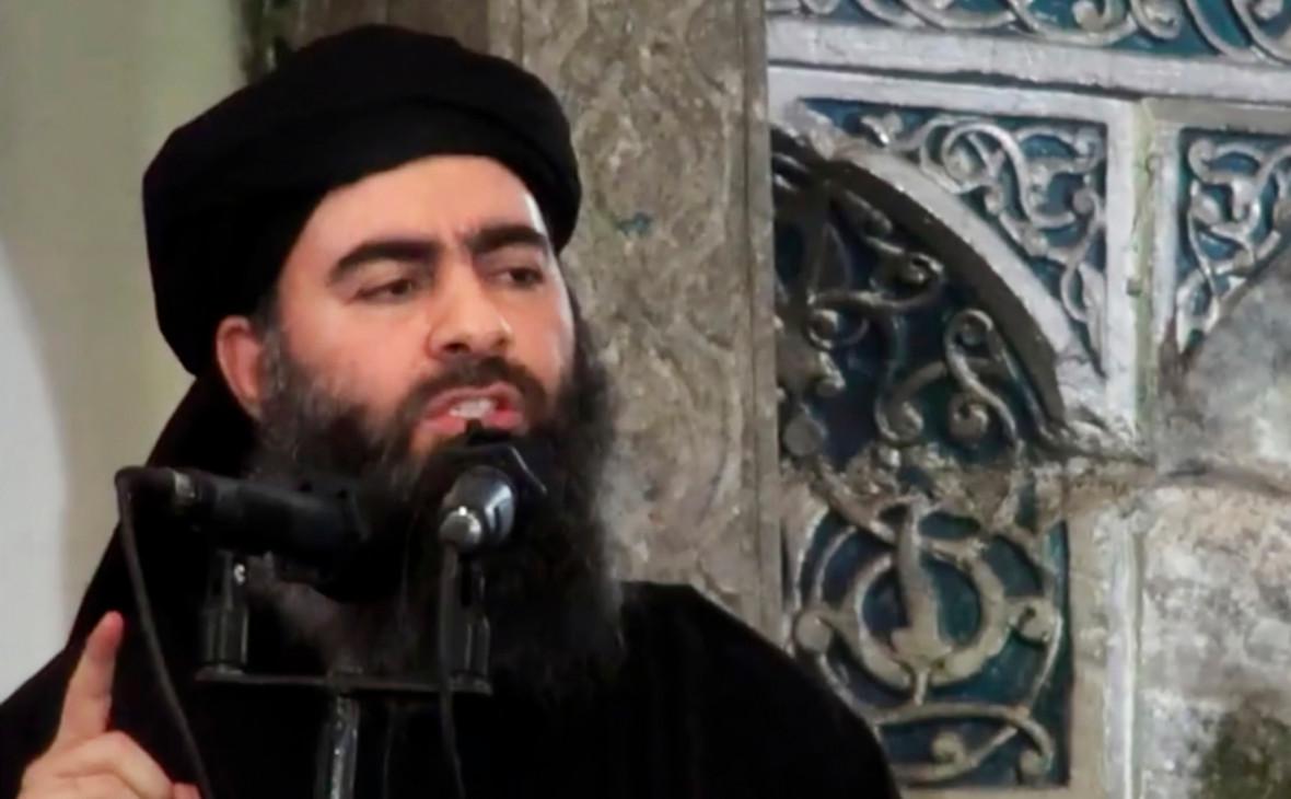 В США сообщили об операции по уничтожению главаря ИГ
