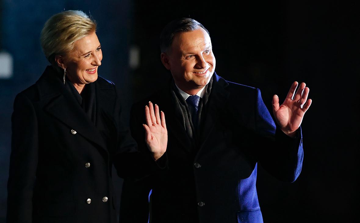 Президент Польши отказался считать Россию врагом