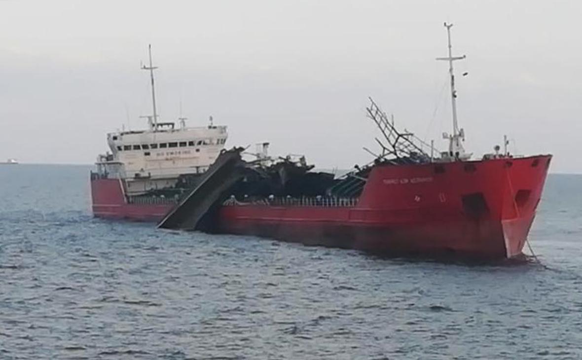 Нефтяной танкер «Генерал Ази Асланов»