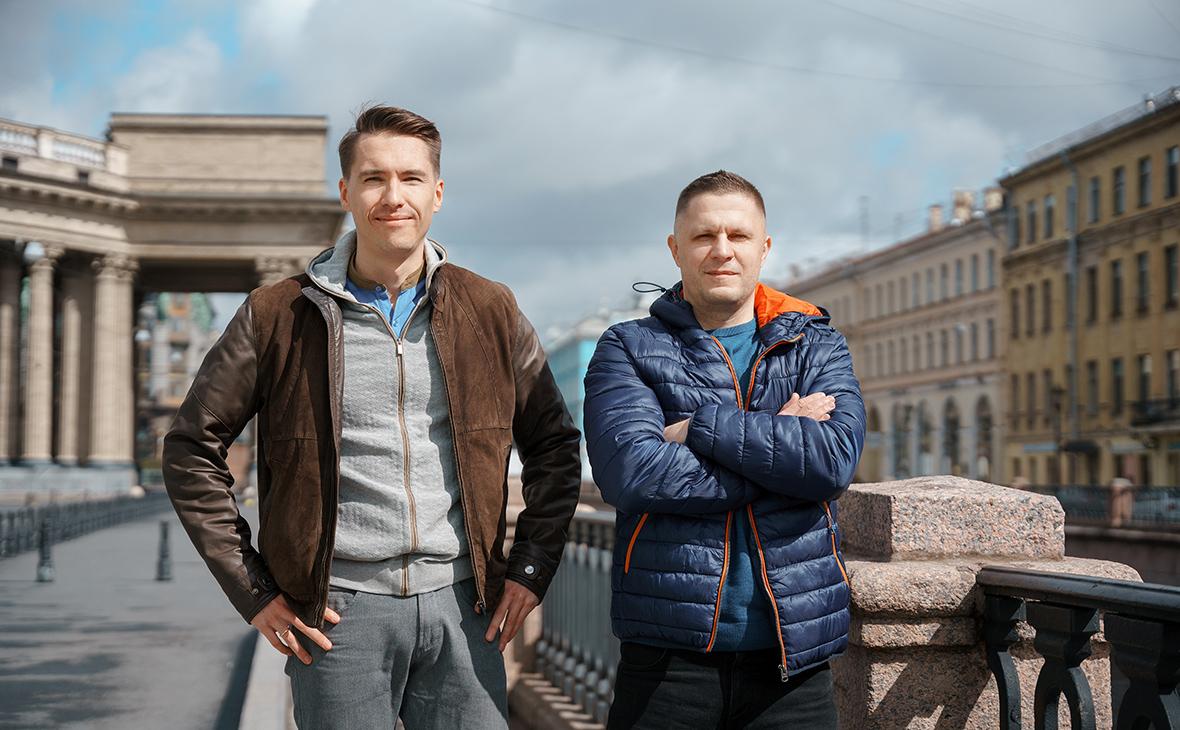 Алексей Сивошенко (слева) и Сергей Перевалкин